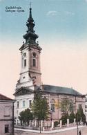 CPA Serbie - Belgrade - Cathédrale - Саборна Црква - Serbie