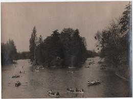 Grande Photo Ancienne  Lieu  à Identifier 17 Cm X 22.5 Cm - Orte