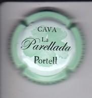 PLACA DE CAVA PORTELL LA PARELLADA (CAPSULE) - Placas De Cava