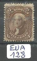 EUA Scott  76 Very Good YT 21 # - 1847-99 General Issues