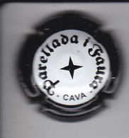 PLACA DE CAVA PARELLADA I FAURA (CAPSULE) - Placas De Cava