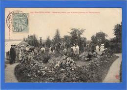 72 SARTHE - SILLE LE GUILLAUME Serres Et Jardins, Rue De Sablé, 2ème Vue (voir Descriptif) - Sille Le Guillaume