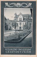 CPA Pologne - Musée De Cracovie - Krakow-Muzeum Czartoryskich - 1936 - Poland