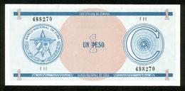 Cuba - Kuba 1985 ?, 1 Peso, FH 488270, UNC - Kuba