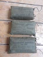 Pansements Datés 1952 - Equipment