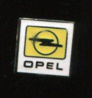 Pin's - OPEL Logo - Opel
