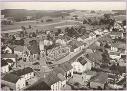Wilwerdange (Luxembourg) - Vue Aérienne - Pension Bourgeoise - Café Magasin Schaus (Recto-Verso) - Clervaux