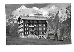 GRÄCHEN Hôtel Bellevue - Hotels & Restaurants
