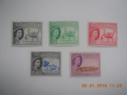 Sevios / Groot Brittannie / **, *, (*) Or Used - Somaliland (Protectorate ...-1959)