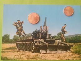 CARRISTI  Semovente M 107  Con Cannone Da 175/68 - Reggimenti