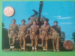 CARRISTI  Carro Armato M 47 - Regiments
