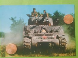 CARRISTI  Carro Armato Medio Sherman - Regiments