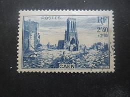 FRANCE N°746 Oblitéré - France