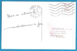 (A941) - Signature / Dédicace / Autographe Original - Madeleine SOLOGNE - Actrice - Autographes