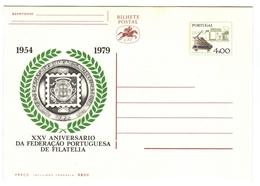Postwaardestuk/entier 1979 Mint Federation Philatelie Stamp Imprint Computer Room Tape Screen Desk - Ganzsachen