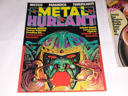 Metal Hurlant N 2 Del 1981 - Books, Magazines, Comics