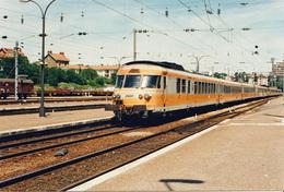 Besançon RTG Photo 13 X 18 - Treinen