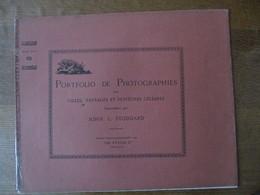 PORTFOLIO DE PHOTOGRAPHIES DES VILLES,PAYSAGES ET PEINTURES CELEBRES RASSEMBLEES PAR JOHN L. STODDARD N°15 - Art
