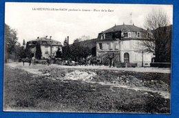 La Neuveville Les Raon  --  Place De La Gare - Other Municipalities
