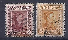 180030824    URUGUAY YVERT  Nº   430/431 - Uruguay