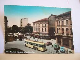 1960 - Venezia - Mestre - Riviera XX Settembre - Banca Di Credito - Filobus Bus - Morassutti P. - Edicola La Stampa - - Venezia