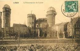 -ref-B293- Astronomie - Observatoire De Cointre - Observatoires - Belgique - Carte Bon Etat - - Astronomie