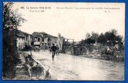 Souain  - Les Ruines - Souain-Perthes-lès-Hurlus