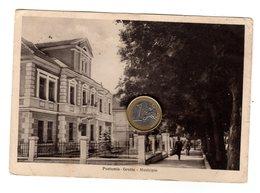 D0529 SLOVENIA POSTUMIA GROTTE MUNICIPIO - Slovenia