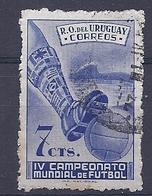 180030830  URUGUAY YVERT  Nº   603 - Uruguay