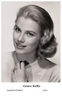 GRACE KELLY - Film Star Pin Up PHOTO POSTCARD - 61-51 Swiftsure Postcard - Postales