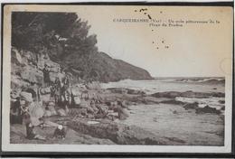 Carqueiranne - Plage Du Pradon - Carqueiranne