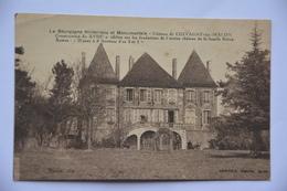 Chateau De CHEVAGNY-les-MACON - Other Municipalities