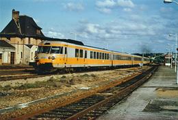 Lisieux RTG  Grande Photo 20 X 30 - Treinen