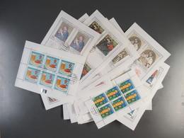 Tschechei Und Wenig CSSR Blöcke Gestempelt Michelwert 360,50 € (2826) - Blocks & Sheetlets