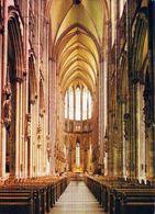 1 AK Germany Nordrhein-Westfalen * Der Kölner Dom Innenansicht - Seit 1996 Weltkulturerbe Der UNESCO * - Koeln