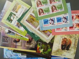 Rumänien 40 Verschiedene ** Blöcke Ca 250,00 € Michelwert 2018 (7811) - Blocks & Sheetlets
