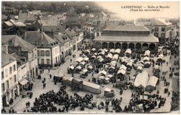 29 LANDIVISIAU - Halle Et Marché (tous Les Mercredis) - Landivisiau