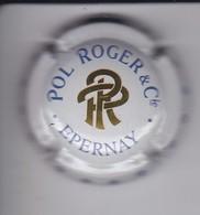 PLACA DE CHAMPAGNE POL ROGER (CAPSULE) - Pol Roger