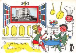37-JOUE LES TOURS-N°2189-A/0127 - Frankreich