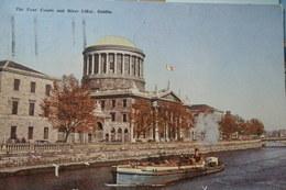 Dublin Four Courts - Dublin