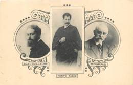 Les Annales Politiques Et Litteraires - Portraits D'Albert Guillaume, Porto-Riche, Huysmans - Ecrivains
