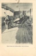 Carte écrite Et Signée Par Henri Labroue, Politique Avocat Sur Shinane Maru - Pacifique Japon - Autographe Rare - Persönlichkeiten
