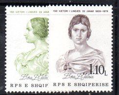 XP3964 - ALBANIA 1979 , Yvert Serie N. 1799/1800  ***  Dora - Albania