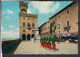 San Marino 1962 Nach Deutschland - Saint-Marin
