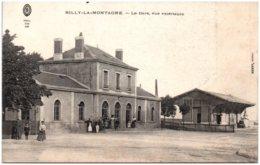 51 RILLY-la-MONTAGNE - La Gare, Vue Extérieure - Rilly-la-Montagne