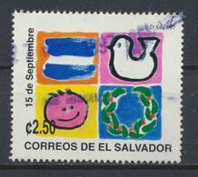 °°° EL SALVADOR - Y&T N°1322 - 1997 °°° - El Salvador