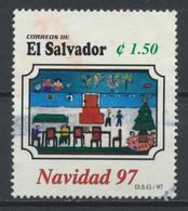 °°° EL SALVADOR - Y&T N°1328 - 1997 °°° - El Salvador