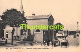 CPA 59 DUNKERQUE LA CHAPELLE NOTRE DAME DES DUNES - Dunkerque