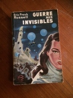 """"""" Guerres  Aux Invisibles     """" Eric Frank Russell    Le Rayon Fantastique E.O 1952 - Fantasy"""