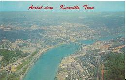 TN Tennessee > Knoxville AERAL VIEW VUE AERIENNE - Knoxville